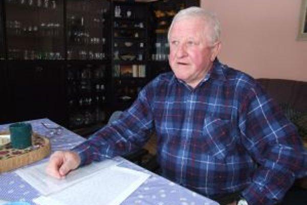 Rudolf Rücker tvrdí, že v Štiavnických Baniach sa porušujú niektoré zákony.