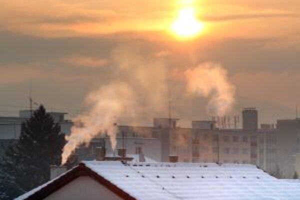 Dalkia chce v Žiari kúriť biomasou.