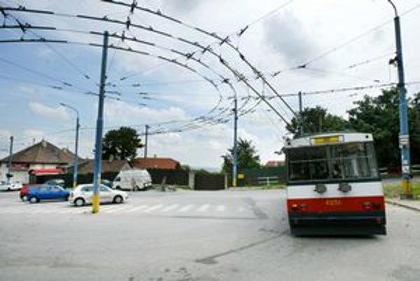 Dopravný podnik potrebuje úver na ďalšie trolejbusy.