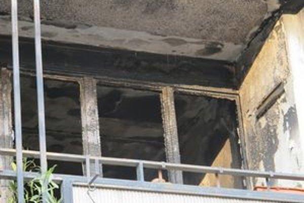 Vyhorený byt na Sibírskej.