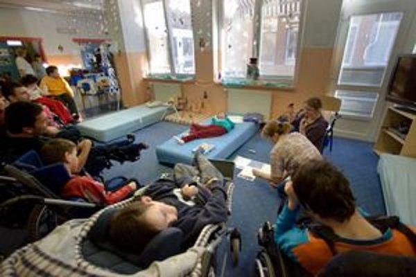 Sibírka je zariadenie pre deti aj dospelých, postihnutí tu  prežijú aj celý život.