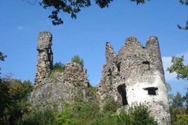 Problémom je vlastníctvo. K hradu sa nikto nehlási.