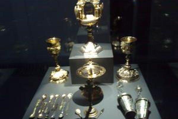 Výstava Ars Liturgica je prvou expozíciou Slovenského národného múzea v zrekonštruovanej časti Bratislavského hradu.