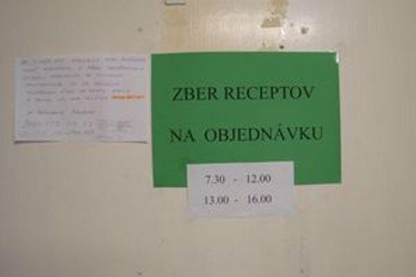 Náhradné doručovanie liekov v Kremnici stopla konrtola.