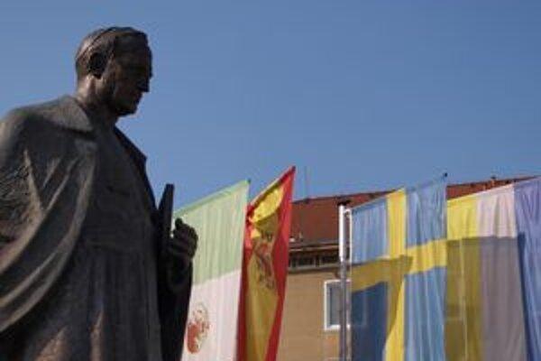 Šrefan Moyses prišiel do Svätého Kríža pred 160 rokmi.
