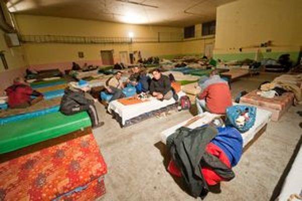 Nocľaháreň je minimum, ktoré by malo každé mesto poskytnúť ľuďom bez strechy nad hlavou.