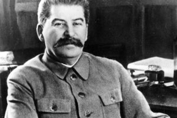 """Gruzínsky rodák, Stalin, už """"Novobančanom"""" nie je."""