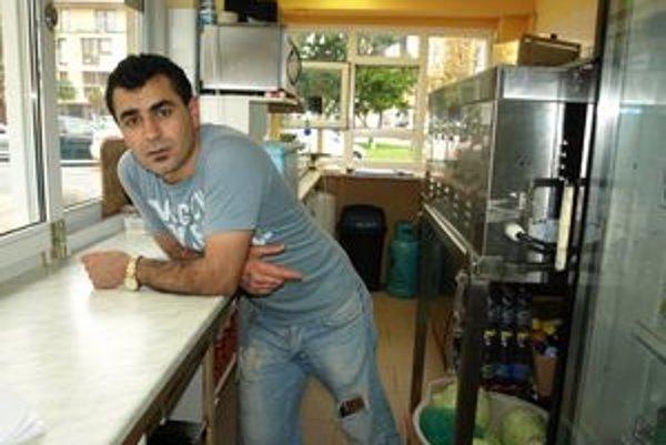 Ramazan Aslan je z prístupu Slovákov sklamaný.
