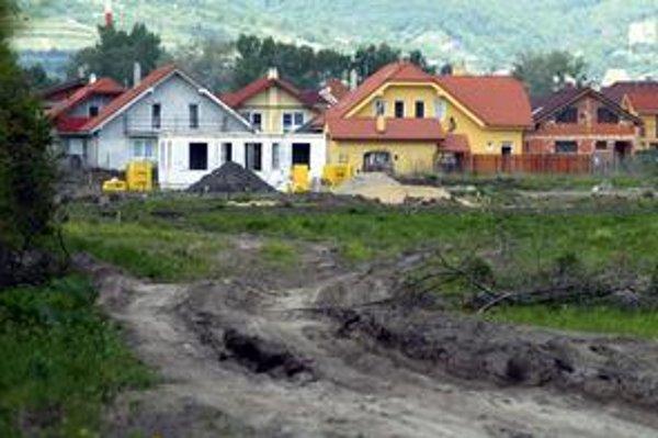 Na Čiernej Vode má pribudnúť vyše 40-tisíc nových obyvateľov.