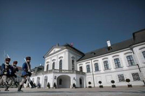 Sídlo prezidenta čaká tento rok rekonštrukcia. Hoci palác nie je v havarijnom stave, oprava budovy je nutná.