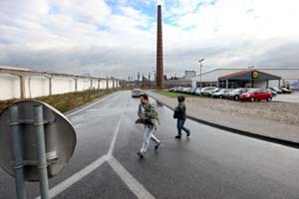 Tomášikova má viesť až po Račiansku. Ústiť by mohla blízko Lidla. So stavbou sa uvažuje na rok 2012.