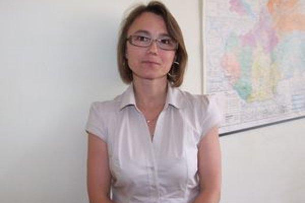 Jana Holá je od júna prednostkou Mestského úradu v Novej Bani.