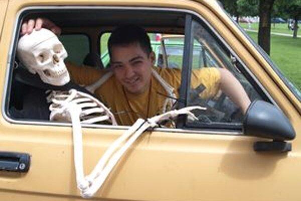 Ideálny spoločník, ktorý počas jazdy neotravuje.