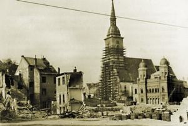 Vydrica, september 1968.