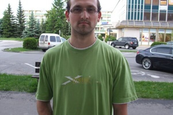 Vladimír sa do Anglicka vybral s priateľkou, sestrou a jej kamarátkou.