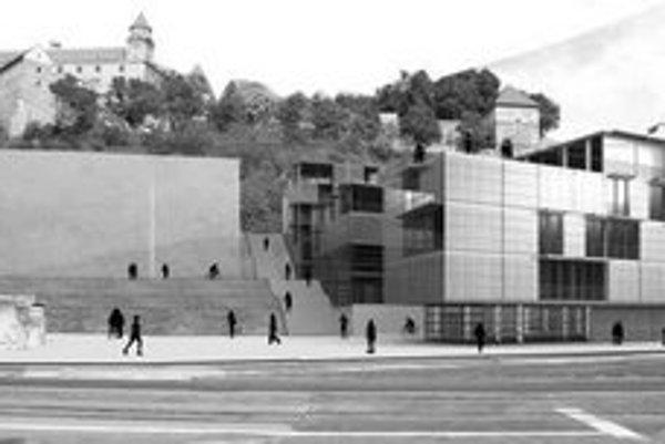Jedno z prvých miest v piatich kategóriách architektonickej súťaže získal Poliak Lukasz Gawlas, študent architektúry.