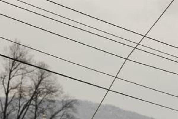 Elektrické drôty, ktoré chcel zrejme speňažiť, sa mu stali osudnými.
