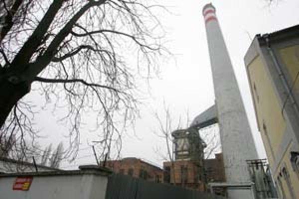 Tepláreň, ktorú projektoval architekt Dušan Jurkovič. Poslankyňa Párnická sa bojí o jej budúcnosť.