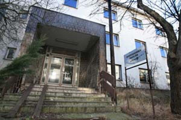 Areál bývalej nemocnice a polikliniky na Krásnej hôrke sa zatiaľ nepodarilo predať.