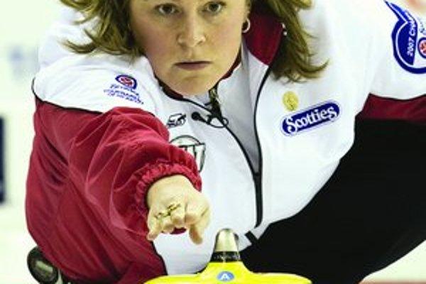 Hráči curlingu z Bratislavy účinkujú tento týždeň na MS párov vo Fínsku.