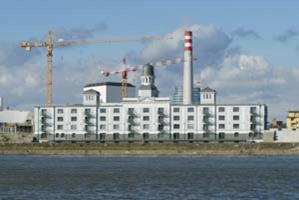 Sklad číslo 7 postavili v dvadsiatych rokoch 20. storočia ako súčasť starého prístavu, autor je neznámy. Rekonštrukciu budovy dokončila spoločnosť Ballymore minulý rok.