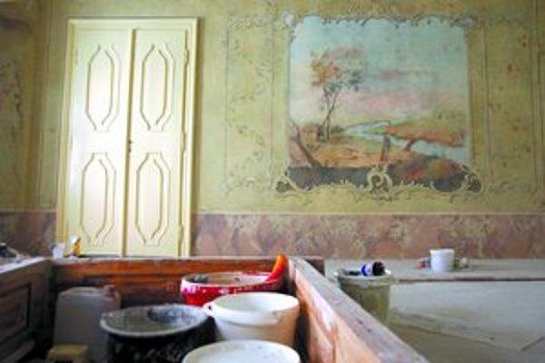 Pri rekonštrukcii Apponyiho paláca objavili a zreštaurovali aj časti pôvodnej výmaľby. V obnovených priestoroch budú expozície mestského múzea, slúžiť majú aj komercii. Návštevníci si opravený palác môžu prvýkrát pozrieť v nedeľu.