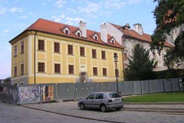 Obnovený barokový dom v susedstve Dómu sv. Martina otvoria v septembri.