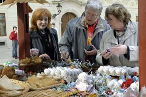 Zahraničným turistom chýba viac tradičných vecí, typických iba pre Bratislavu a autentická kuchyňa.