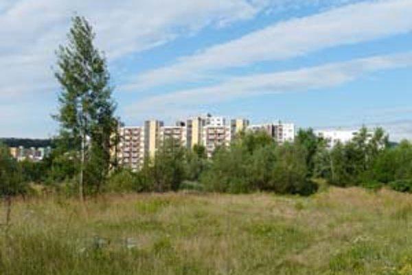 V lokalite ulice Pri Kríži majú postaviť dom, projekt je vyčíslený na 84 miliónov.
