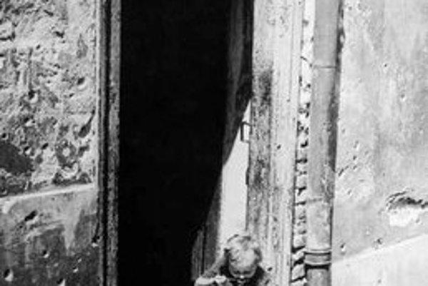 Karol Kállay: Podhradie, 1947.