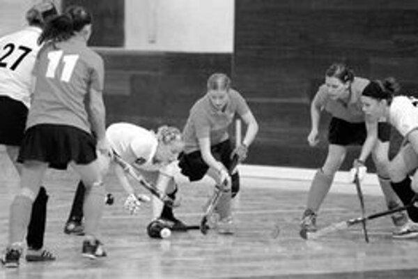 V slovenskom drese si cez víkend zahrajú na turnaji v Maďarsku aj pozemné hokejistky Rače.