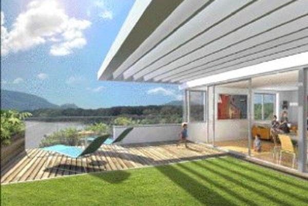 Všetkých 144 novopostavených bytov v lokalite Karloveského ramena je už predaných. Okrem toho, že ich obyvatelia budú mať k dispozícii jedinečný výhľad v pokojnej štvrti, byty budú nadštandardne vybavené. Teplú vodu budú v lete zabezpečovať ekologické str
