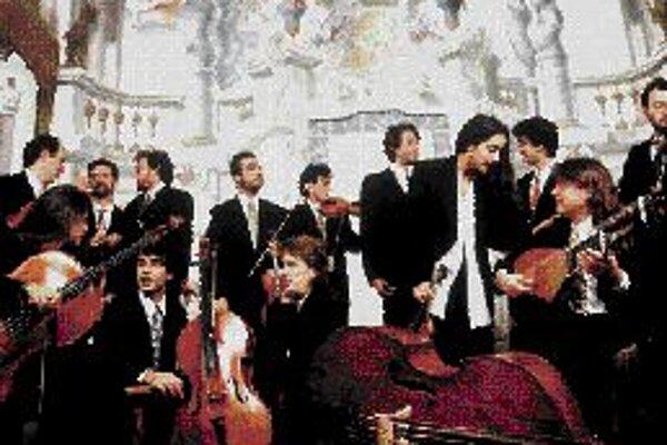 Il Giardino Armonico budú na festivale interpretovať diela nemeckých skladateľov.