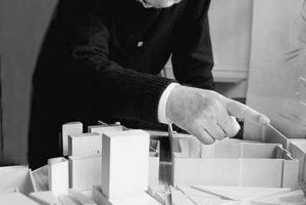 Veľa zlej architektúry prejde mestu cez prsty vinou zlej legislatívy, hovorí hlavný architekt Štefan Šlachta.