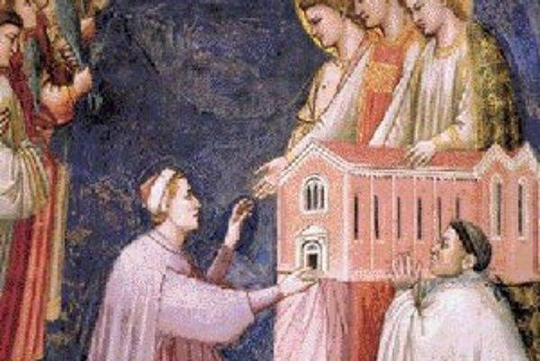 Za Giottovými freskami z preslávenej Kaplnky Scrovegniovcov už netreba ísť do Padovy. Do 5. augusta ich možno obdivovať v Historickom múzeu SNM na Bratislavskom hrade. Giotto di Bondone (1267 - 1337) sa zaraďuje k najvýznamnejším talianskym umelcom všetk