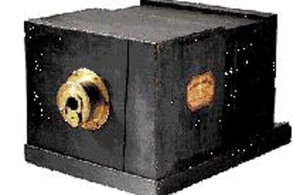 Pravdepodobne najstarší exemplár fotoaparátu na svete.