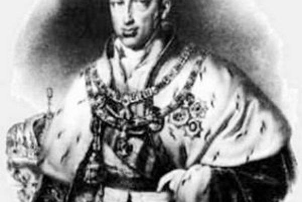 Ferdinand V. Dobrotivý vládol v rokoch 1835 – 1848.