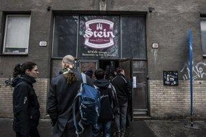 Bývalý pivovar navštívilo 700 ľudí.
