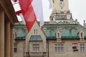 Počas Bratislavy pre všetkých bol verejnosti prístupný aj Primaciálny palác a kancelária primátora.