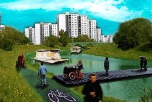 "Projekt ""Lineárny park"""