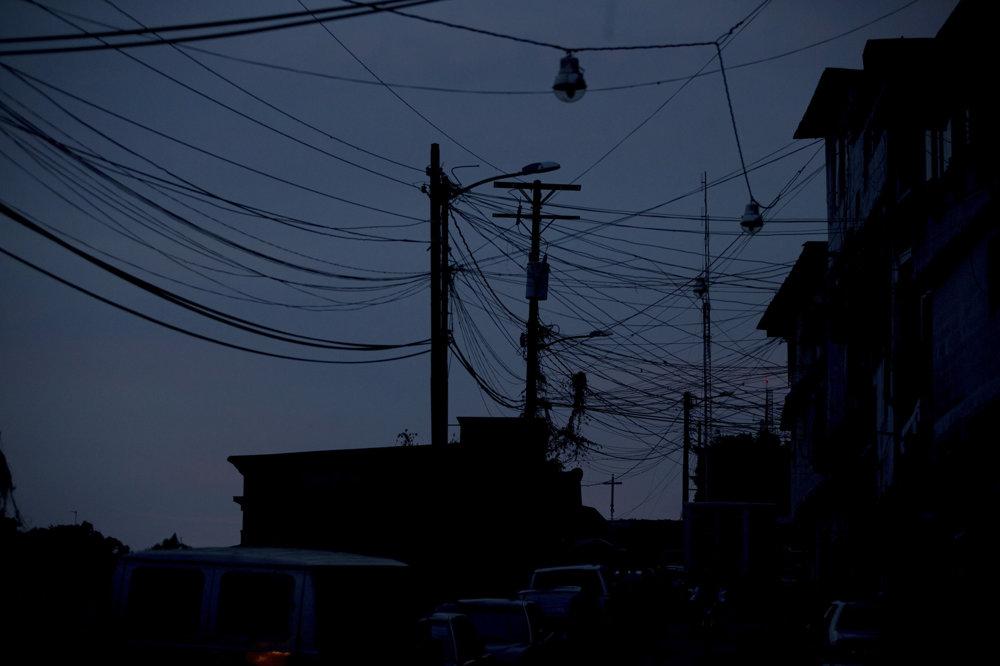 Venezuela má problémy s dodávkami elektriny.