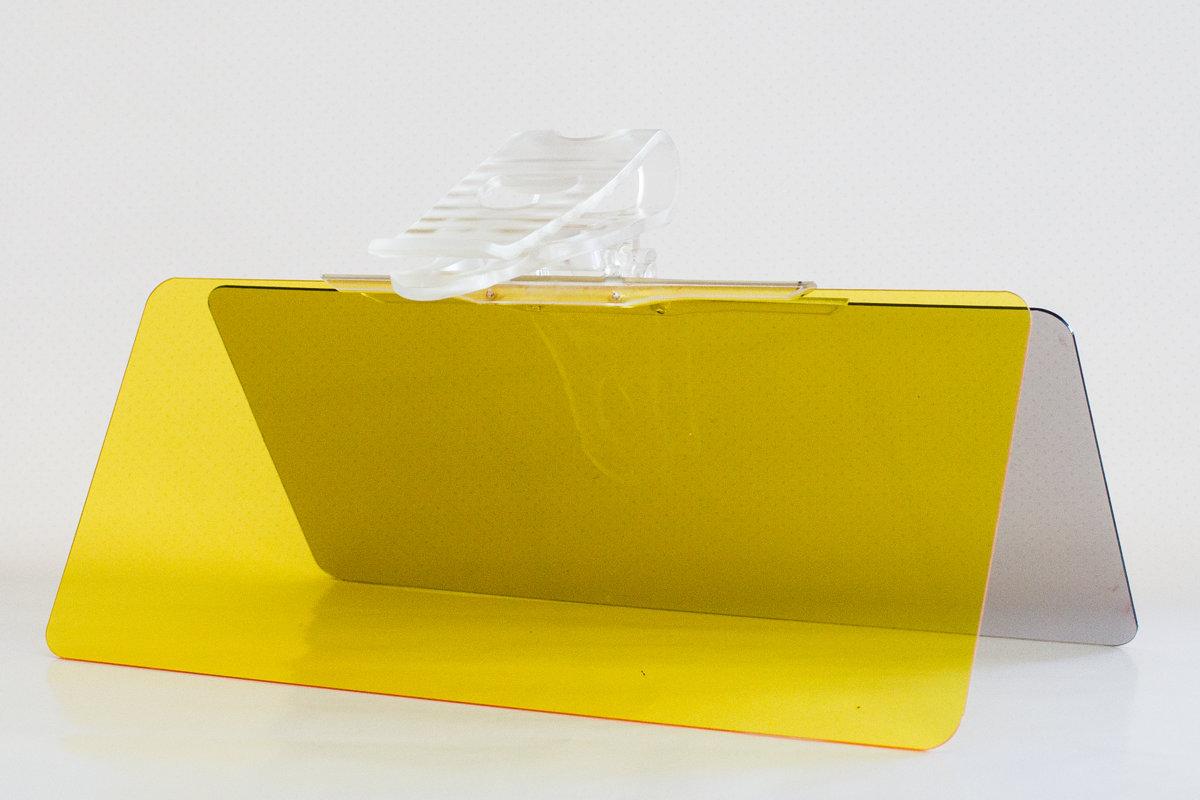TEST  Tento kúsok plastu by nám mal pomôcť pri šoférovaní v noci ... 2c9807eed4e