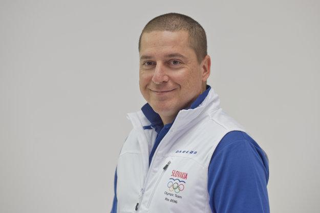 Trapista Erik Varga.