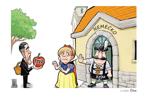 Nechceš TTIP jablko? (Loujie) 29. apríl