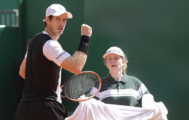 Murray v Madrid obhajuje minuloročný triumf.