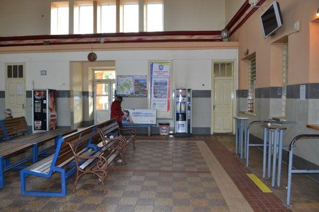 Stanica je v takmer rovnakom stave niekoľko desaťročí.