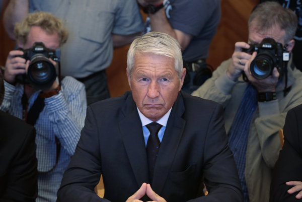 Generálny tajomník Rady Európy Thorbjörn Jagland.