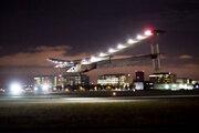 Lietadlo Solar Impulse 2, poháňané iba slnečnou energiou.