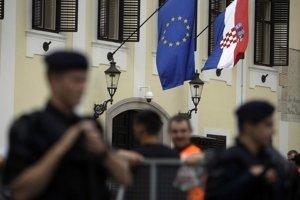 Únia podporila Chorvátov v boji proti korupcii.
