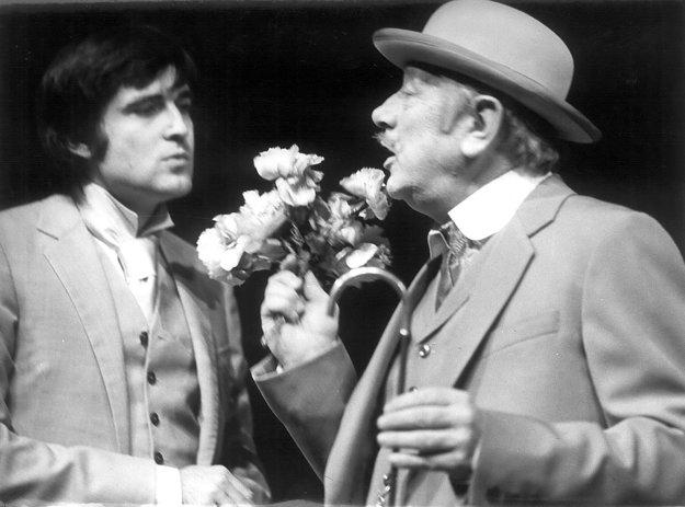 Geľo Sebechlebský (1979), Dušan Jamrich (Geľo), Karol Machata (Voňavka)